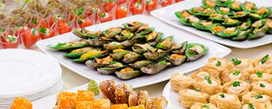 Partyservice / Catering