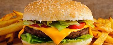 Fastfood / Imbiss / Systemgastronomie / Cafeteria / Schnellrestaurant / Selbstbedienungsrestaurant